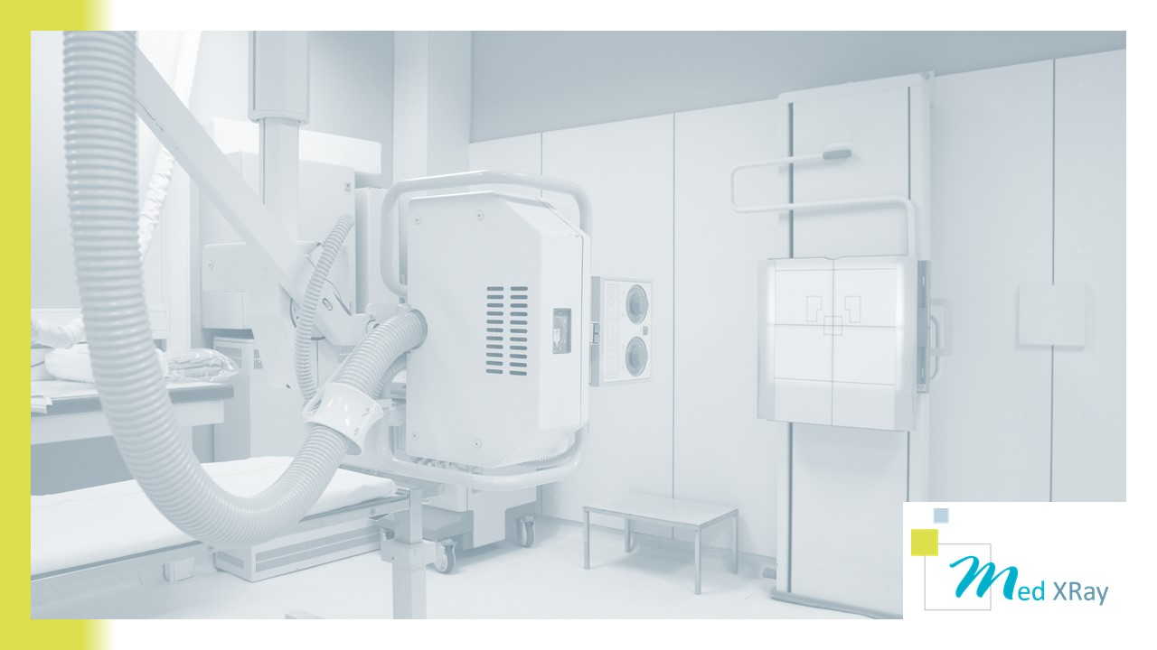 Med XRay - Capteur Plan & Console d'acquisition pour la radiologie