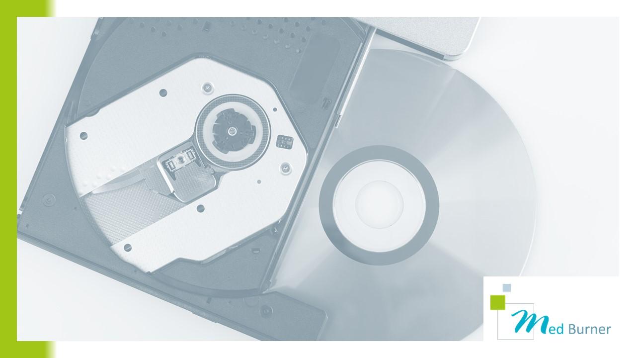 Med Burner - Gravure de CD/DVD