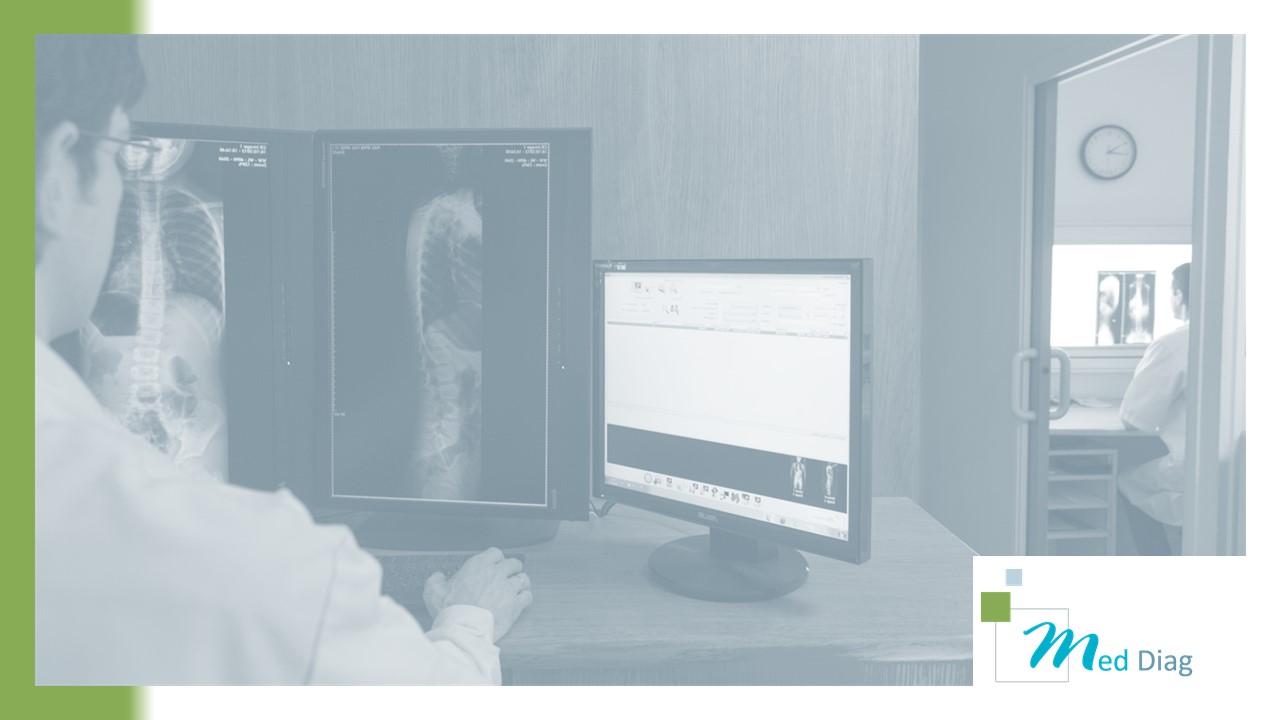 Med Diag - Logiciel de Diagnostic Multimodalité pour la Radiologie