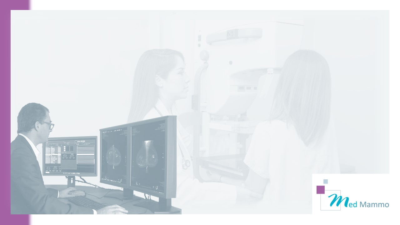 Med Mammo - Logiciel de Diagnostic Multimodalité pour la Mammographie