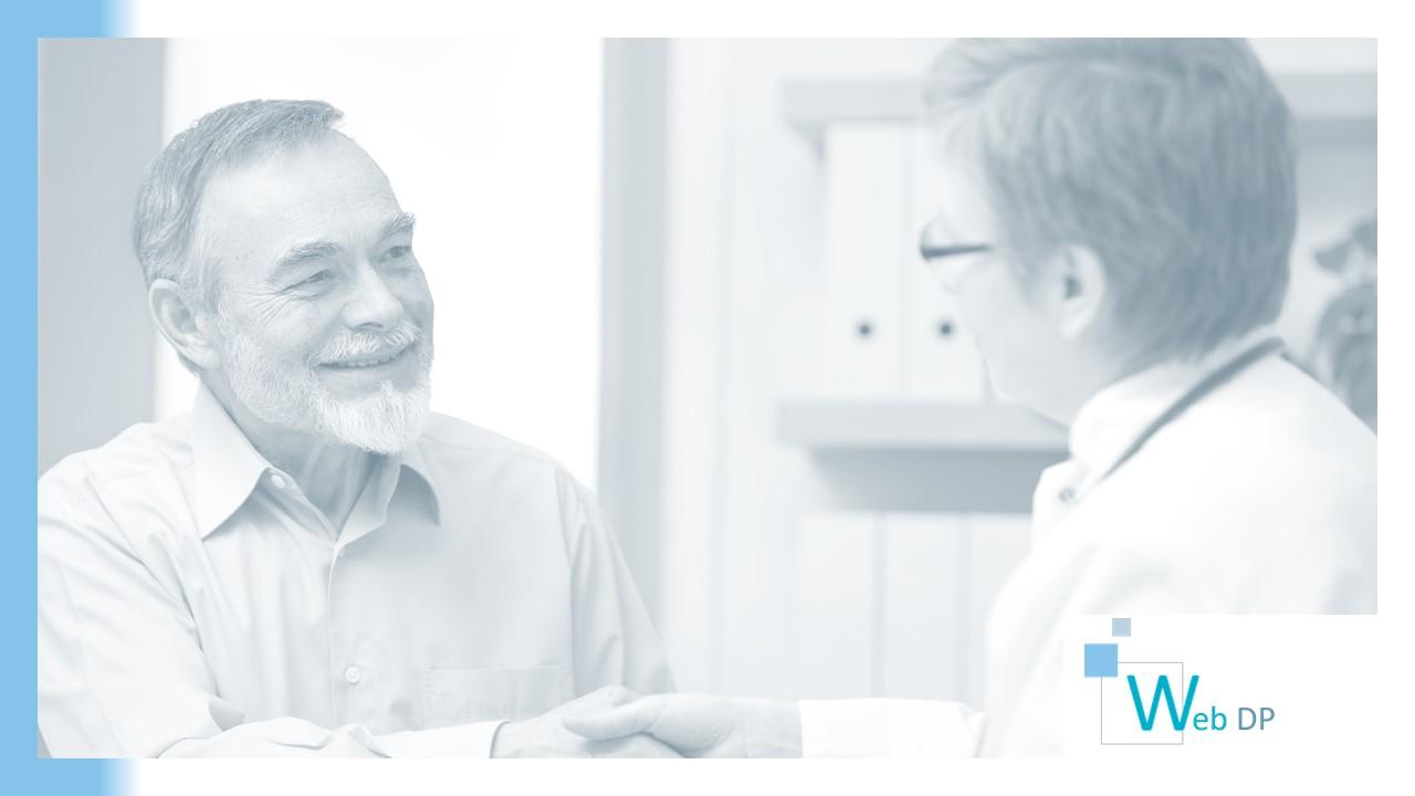 Web DP - gestión de datos de pacientes