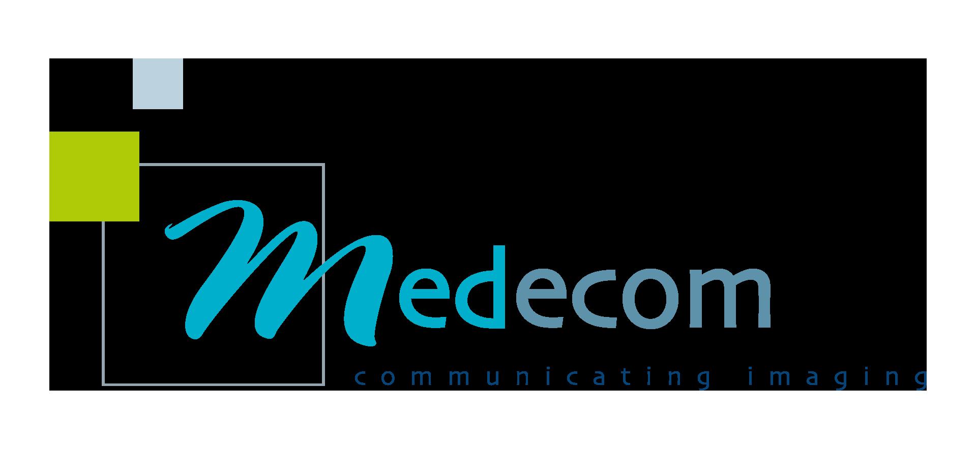 Medecom's Logo - Communicating Imaging